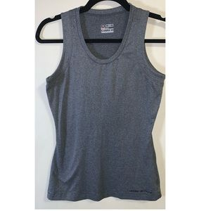 Under Armour Fitted Heat Gear Tank - Small